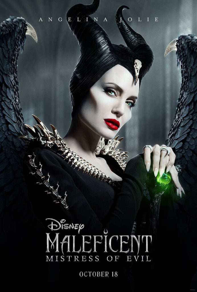 Maleficent Mistress of Evil Digital Copy Download Code VUDU 4K