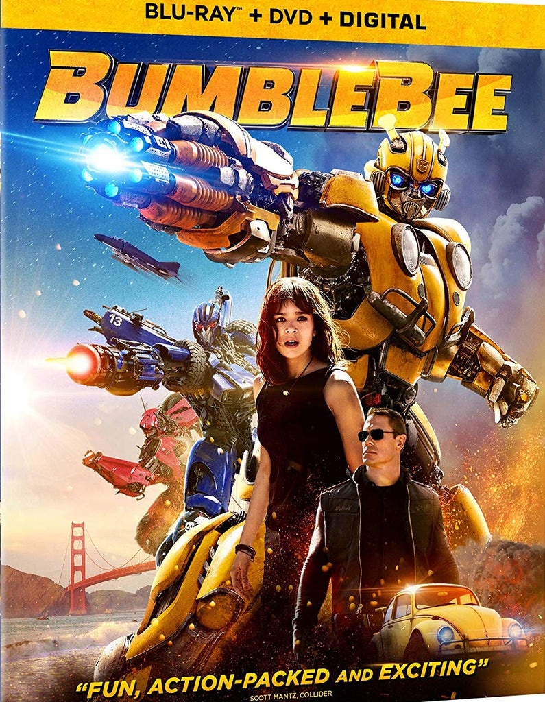 Bumblebee (2018) Digital Copy Download Code iTunes HD 4K