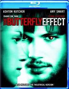 Butterfly Effect Digital Copy Download Code Ultra Violet UV VUDU HD HDX