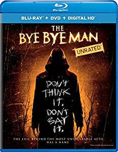Bye Bye Man Digital Copy Download Code Ultra Violet UV Vudu HD HDX