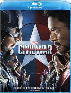 Captain America: Civil War Digital Copy Download Code Disney Movies Anywhere VUDU iTunes HD HDX