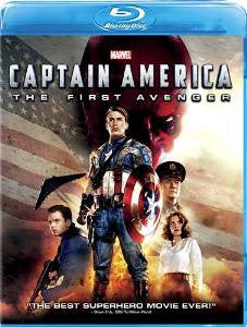 Captain America The First Avenger Digital Copy Download Code Disney Movies Anywhere Vudu iTunes HD HDX