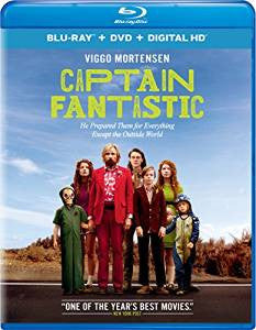 Captain Fantastic Digital Copy Download Code UV Ultra Violet VUDU HD HDX
