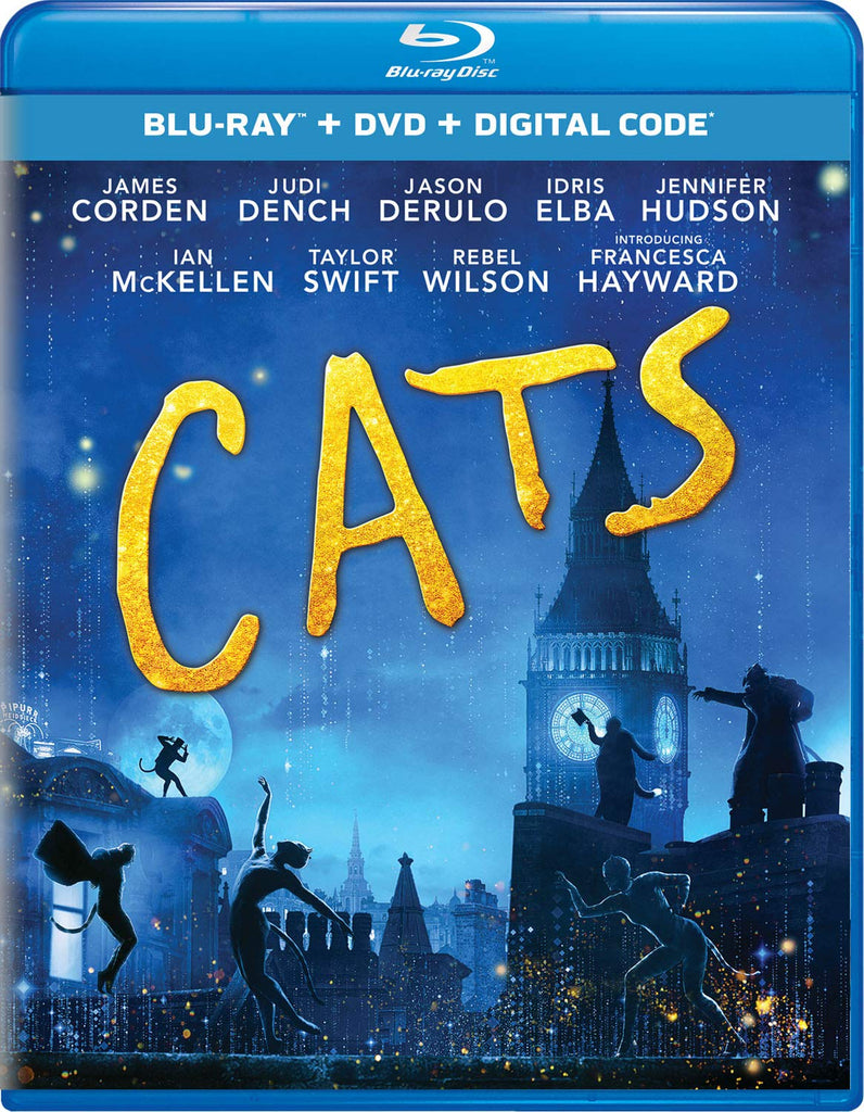 Cats (2019) Digital Copy Download Code MA VUDU iTunes HD HDX