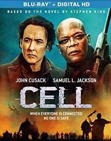 Cell Digital Copy Download Code UV Ultra Violet VUDU HD HDX