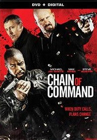 Chain of Command Digital Copy Download Code UV Ultra Violet VUDU SD
