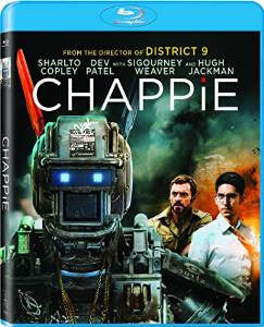 Chappie Digital Copy Download Code iTunes HD