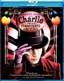 Charlie and the Chocolate Factory Digital Copy Download Code UV Ultra Violet VUDU HD HDX