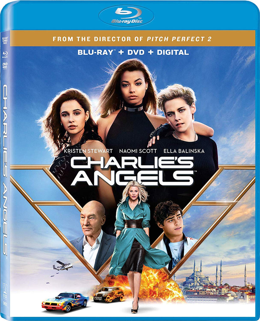 Charlie's Angels 2019 Digital Copy Download Code MA VUDU iTunes HDX