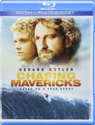 Chasing Mavericks Digital Copy Download Code UV Ultra Violet VUDU iTunes HD HDX