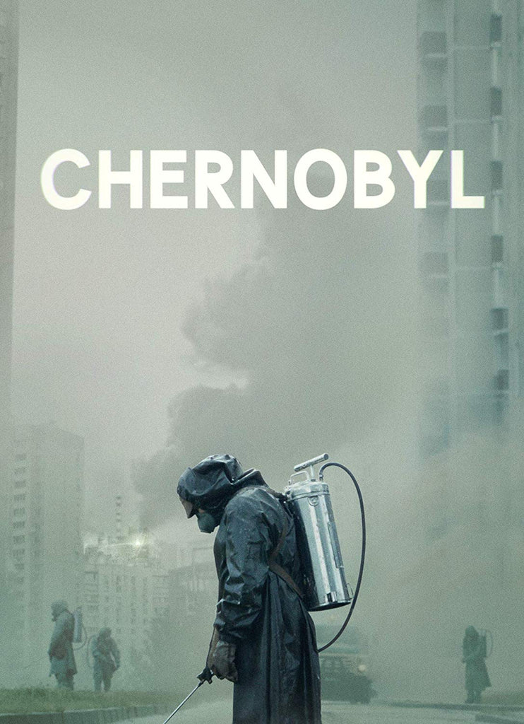 Chernobyl Season 1 Digital Copy Download Code iTunes HD