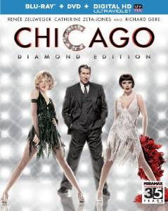 Chicago Digital Copy Download Code UV Ultra Violet VUDU HD HDX