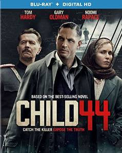 Child 44 Digital Copy Download Code UV Ultra Violet VUDU HD HDX
