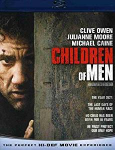 Children of Men Digital Copy Download Code Ultra Violet UV VUDU iTunes HD HDX