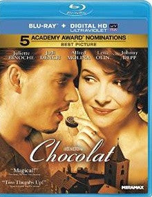 Chocolat Digital Copy Download Code UV Ultra Violet VUDU HD HDX