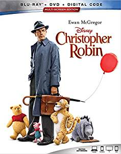 Christopher Robin Digital Copy Download Code Disney Movies Anywhere VUDU iTunes HD HDX