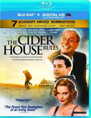 Cider House Rules Digital Copy Download Code UV Ultra Violet VUDU HD HDX