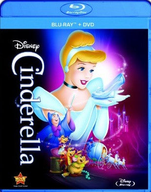 Cinderella (1950) Digital Copy Download Code Disney Google Play HD