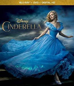 Cinderella (2015) Digital Copy Download Code Disney Movies Anywhere VUDU iTunes HD HDX