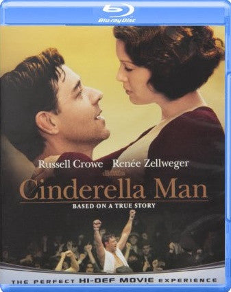 Cinderella Man Digital Copy Download Code iTunes HD