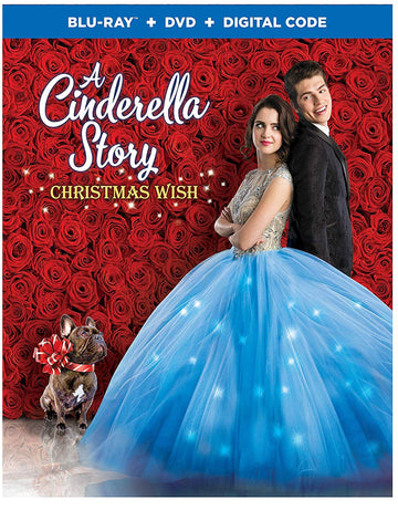 A Cinderella Story Christmas Wish Digital Copy Download Code MA Vudu iTunes HD HDX