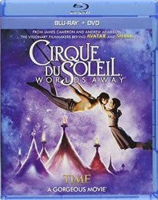 Cirque Du Soleil World's Away Digital Copy Download Code UV Ultra Violet VUDU HD HDX
