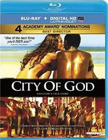 City of God Digital Copy Download Code UV Ultra Violet VUDU HD HDX