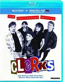 Clerks Digital Copy Download Code VUDU HD HDX