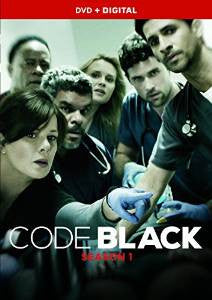 Code Black Season 1 Digital Copy Download Code UV Ultra Violet VUDU SD