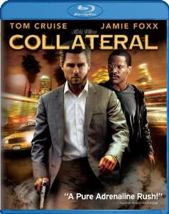 Collateral Digital Copy Download Code UV Ultra Violet VUDU HD HDX