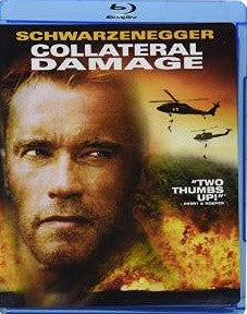 Collateral Damage Digital Copy Download Code UV Ultra Violet VUDU HD HDX