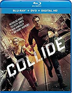 Collide Digital Copy Download Code iTunes HD