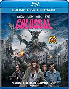 Colossal Digital Copy Download Code iTunes HD