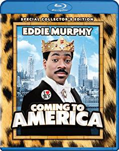 Coming to America Digital Copy Download Code iTunes HD