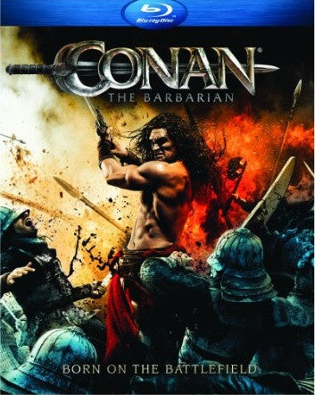 Conan the Barbarian Digital Copy Download Code UV Ultra Violet VUDU HD HDX