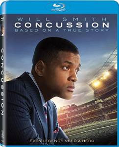 Concussion Digital Copy Download Code UV Ultra Violet VUDU iTunes HD HDX