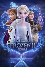 Frozen II Digital Copy Download Code Disney Google Play HD