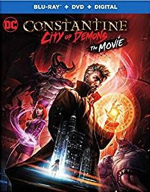 Constantine City of Demons Digital Copy Download Code MA VUDU iTunes HD