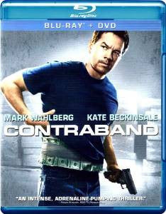 Contraband Digital Copy Download Code iTunes HD