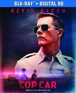 Cop Car Digital Copy Download Code iTunes HD