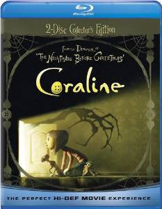 Coraline Digital Copy Download Code UV Ultra Violet VUDU HD HDX