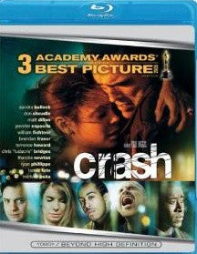 Crash Digital Copy Download Code UV Ultra Violet VUDU HD HDX