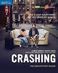 Crashing Season 1 Digital Copy Download Code Ultra Violet UV VUDU HD HDX