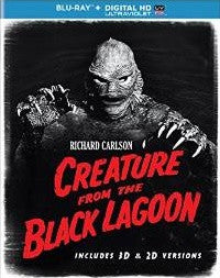 Creature from the Black Lagoon Digital Copy Download Code UV Ultra Violet VUDU HD HDX