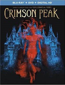 Crimson Peak Digital Copy Download Code iTunes HD