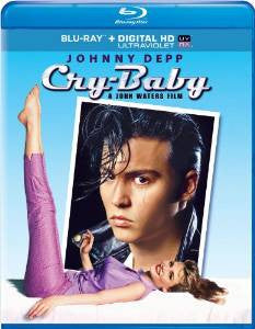 Cry-Baby Digital Copy Download Code iTunes HD