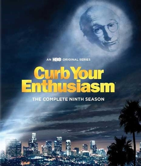 Curb Your Enthusiasm Season 9 Digital Copy Download Code Ultra Violet UV VUDU HD HDX