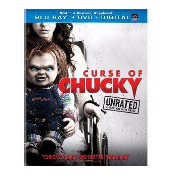 Curse of Chucky Digital Copy Download Code UV Ultra Violet VUDU HD HDX