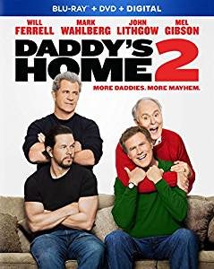 Daddy's Home 2 Digital Copy Download Code iTunes HD