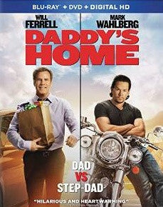 Daddy's Home Digital Copy Download Code iTunes HD 4K
